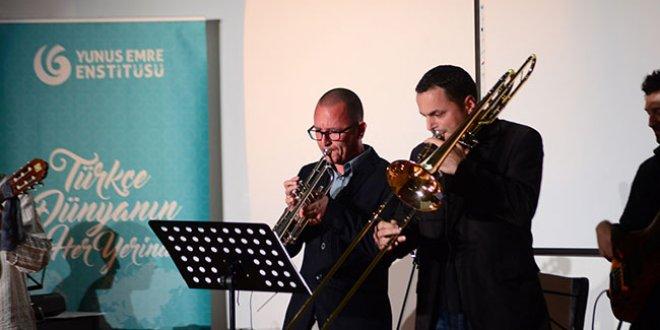 Türk caz sanatçıları Kosovalıları büyüledi