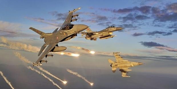 Kuzey Irak'ta teröristler kaçamadı!