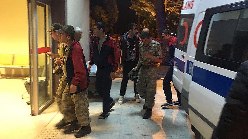 56 asker taburcu edildi