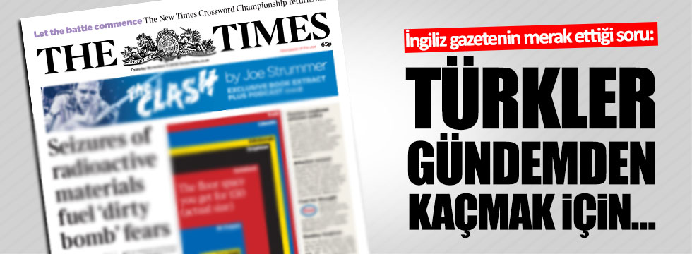 İngiliz gazeteden çarpıcı Türkiye yorumu!