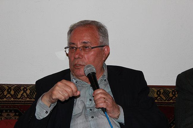 Ercilasun, Türkçü düşünür Müftüoğlu'nu anlattı