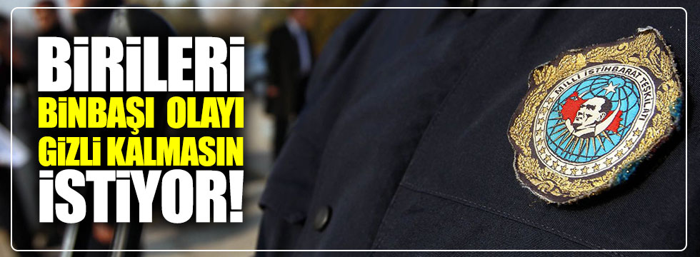 Özkök: Ankara'da birileri Binbaşı Tarık olayı gizli kalmasın istiyor