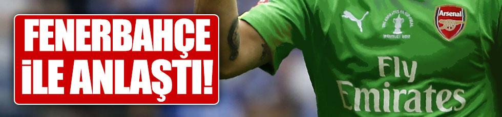 Ospina Fenerbahçe'de iddiası
