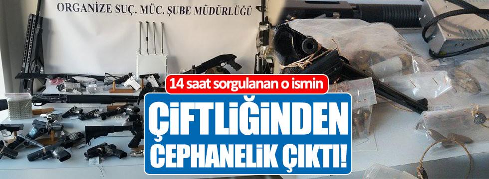 Sedat Şahin 14 günlük sorgunun ardından adliyede!