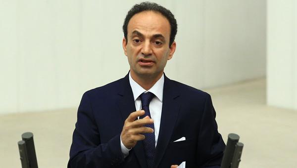 HDP'li vekile yakalama kararı