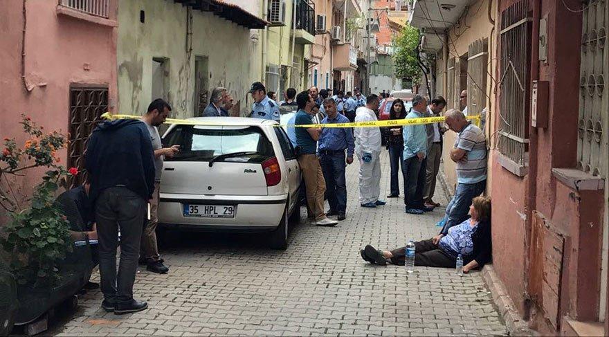 Eşini ve 5 yaşındaki kızını öldürüp intihar etti