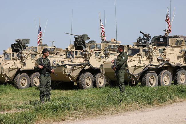 ABD'den PYD'ye silah sevkiyatı başladı