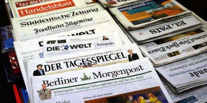 Alman basınından ortalığı karıştıracak iddia!