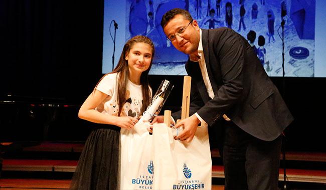 13. Doğançay Müzesi Ödülleri verildi