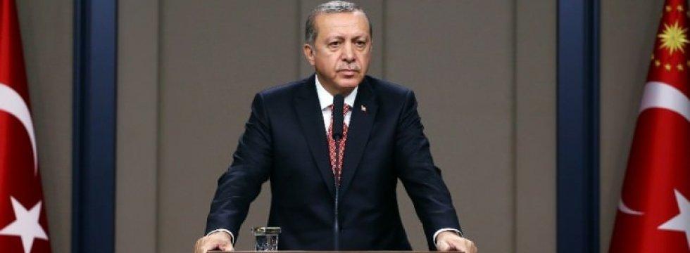 Erdoğan'dan Rubin hakkında suç duyurusu