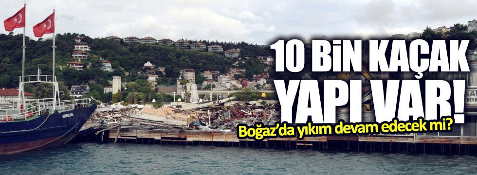Boğaz'da yıkım devam edecek mi?