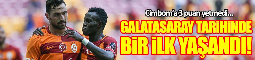 Galibiyet Galatasaray'a yetmedi