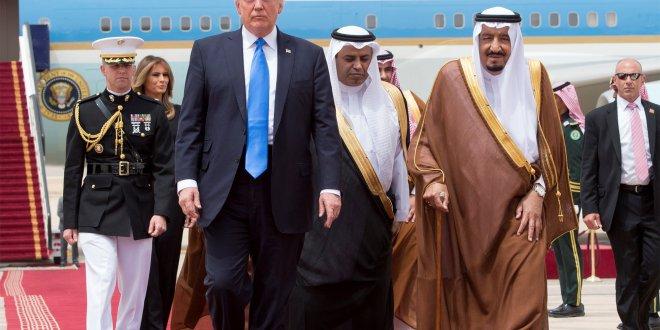 Trump'tan Katar açıklaması