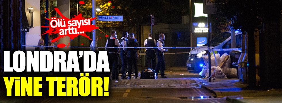 Londra'da yine terör : 7 ölü, 48 yaralı, 3 saldırgan öldürüldü