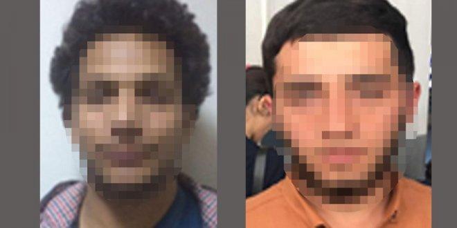 İzmir'de saldırı hazırlığında yakalandılar