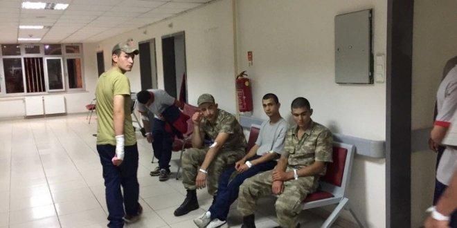 'Askerlerin yemeği araştırılsın' teklifi AKP'nin oylarıyla reddedilmiş!