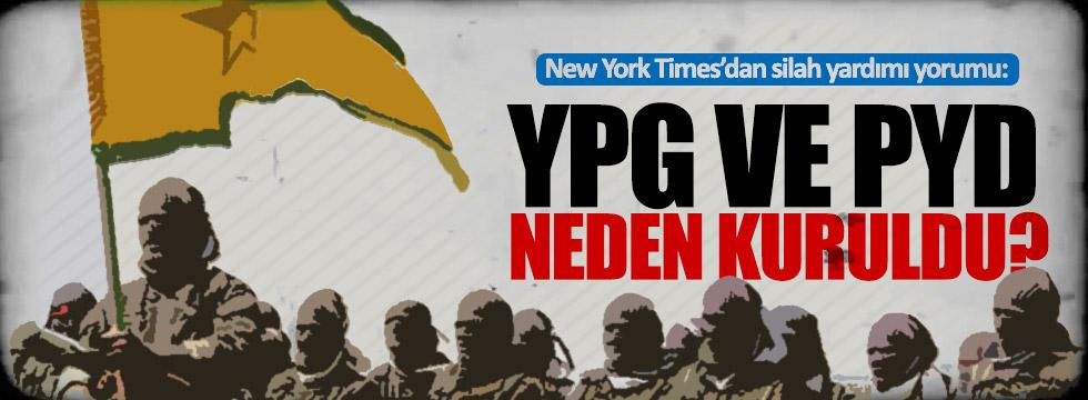New York Times: YPG neden kuruldu?