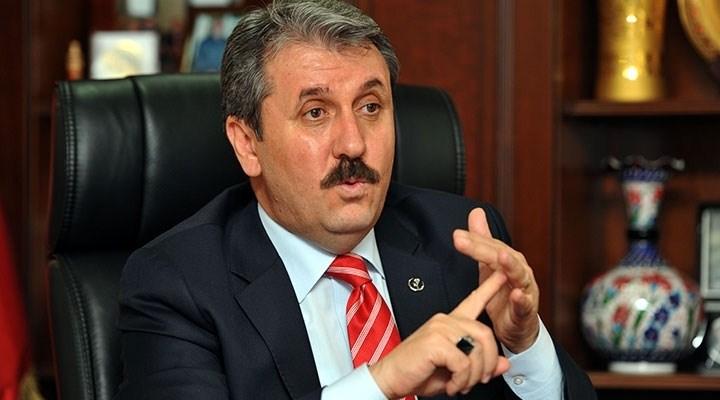 "Destici: ""Barzani referandum sevdasından vazgeçmezse..."""