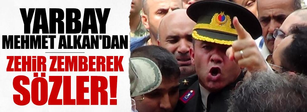 """Albay Alkan: """"Devran onların bakalım nereye kadar"""""""