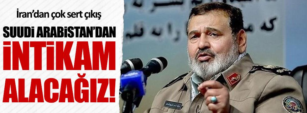 İran: Suudi Arabistan'dan intikam alacağız