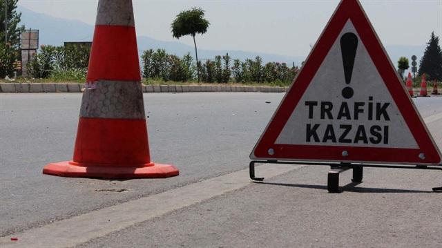 TEM'de büyük kaza: ölü ve yaralılar var