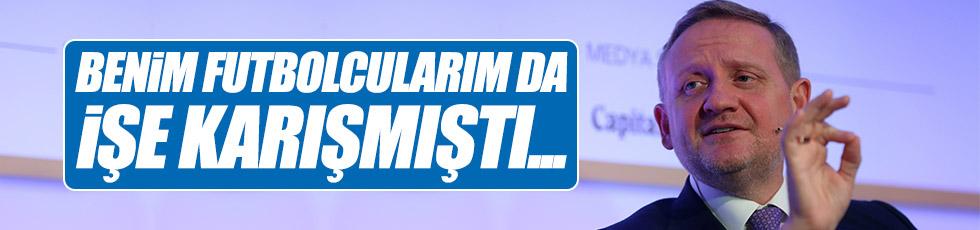 Gümüşdağ'dan 'Arda Turan' açıklaması