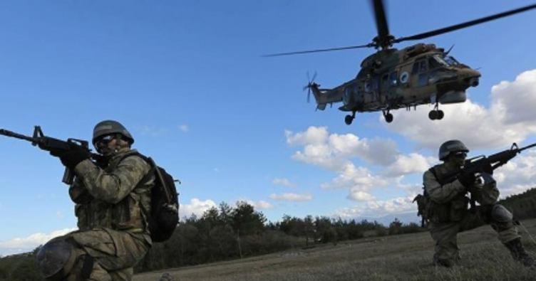 Kato'da operasyon! 4 terörist öldürüldü