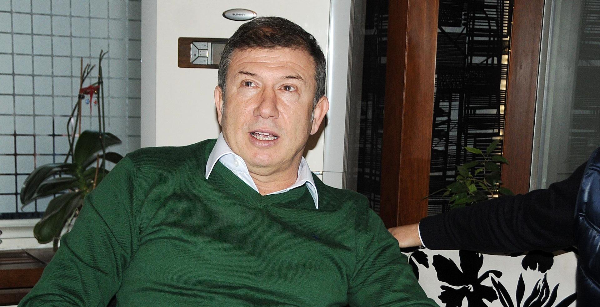 Tanju Çolak gözaltında!