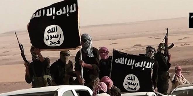 O bölge IŞİD'in elinden alındı