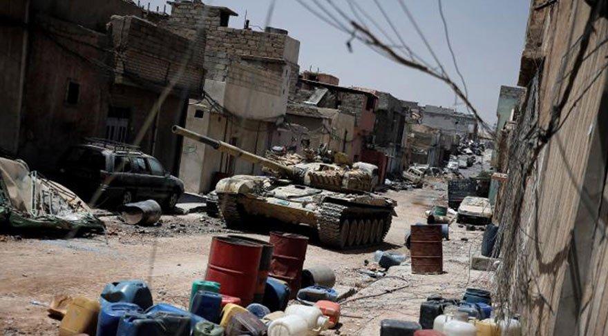 IŞİD Musul'a saldırdı: 30 ölü