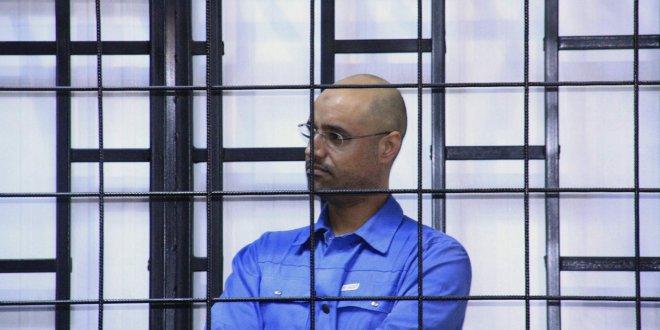Seyfülislam Kaddafi idamla yargılanıyordu, serbest bırakıldı!