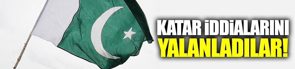 Pakistan Katar'a asker göndereceği iddialarını yalanladı!