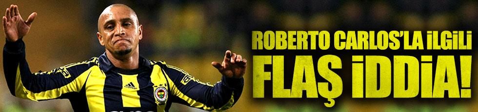 Roberto Carlos için doping iddiası