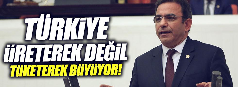 """Budak: """"Türkiye tüketerek büyüyor"""""""