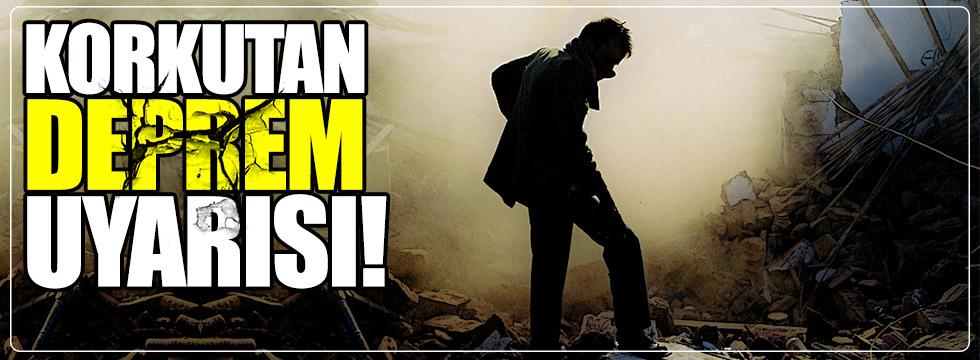 Prof. Ercan: Depremin enerjisi boşalmadı