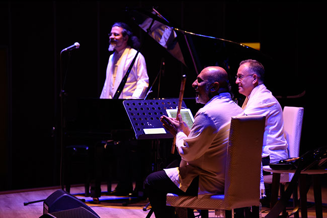 Tanini Trio'dan Bodrum'da konser