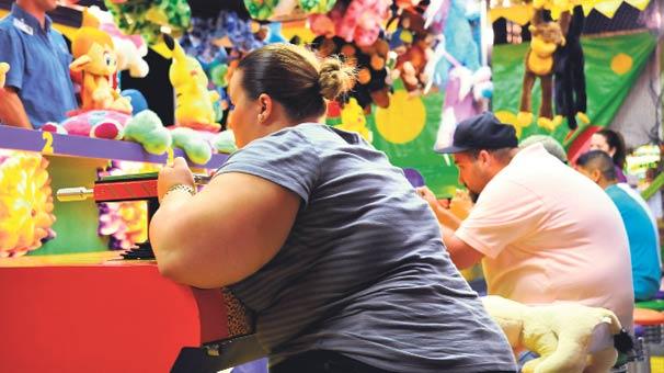 Obezite ile başı dertte olan ülke