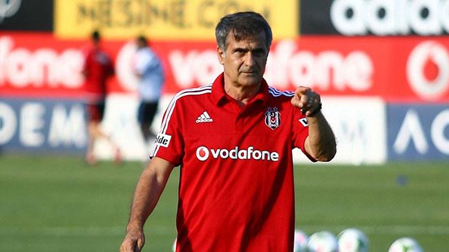 Beşiktaş Şenol Güneş'le mutlu sona ulaştı