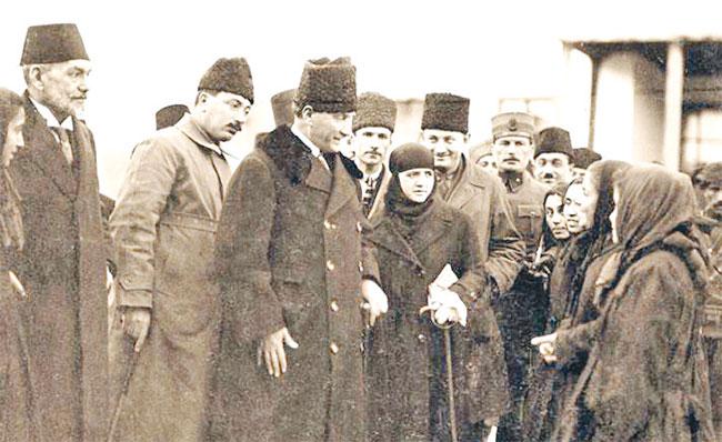 Mustafa Kemal Paşa'nın Almanya seyahati (3)
