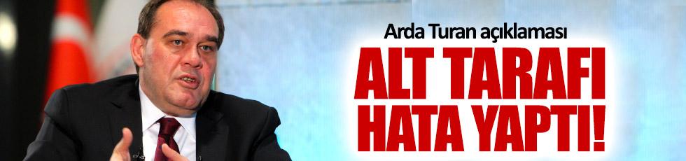 Demirören'den yeni Arda Turan açıklaması