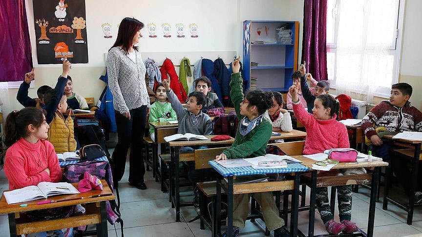Öğretmenler için bayram tatili uzatıldı