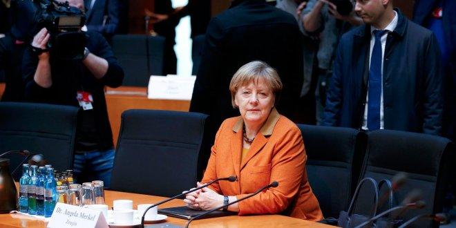Merkel'den Katar krizine flaş hamle!