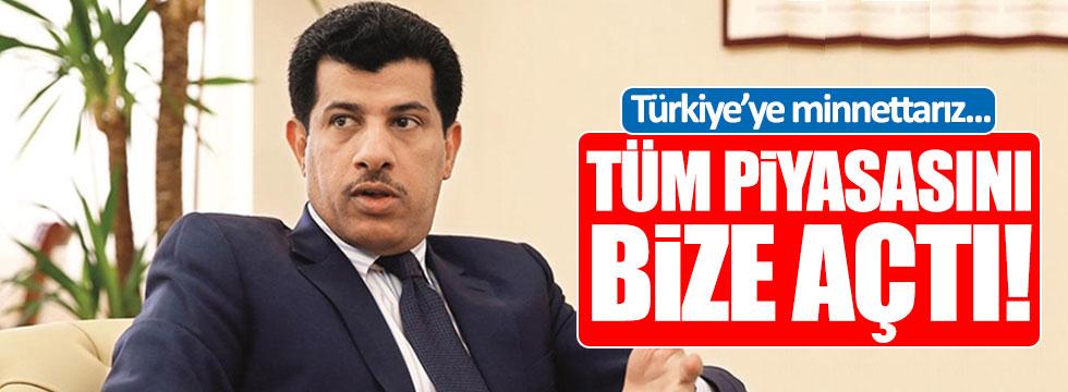 """Katar'ın Ankara Büyükelçisi: """"Türkiye tüm piyasasını bize açtı"""""""