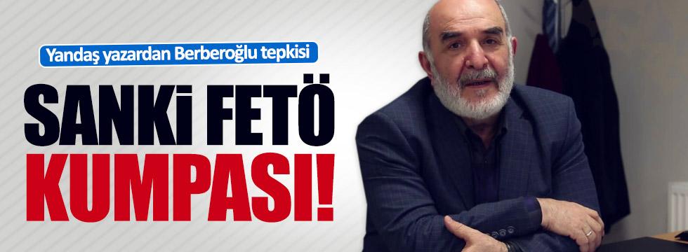 Yandaş yazardan 'Berberoğlu' eleştirisi