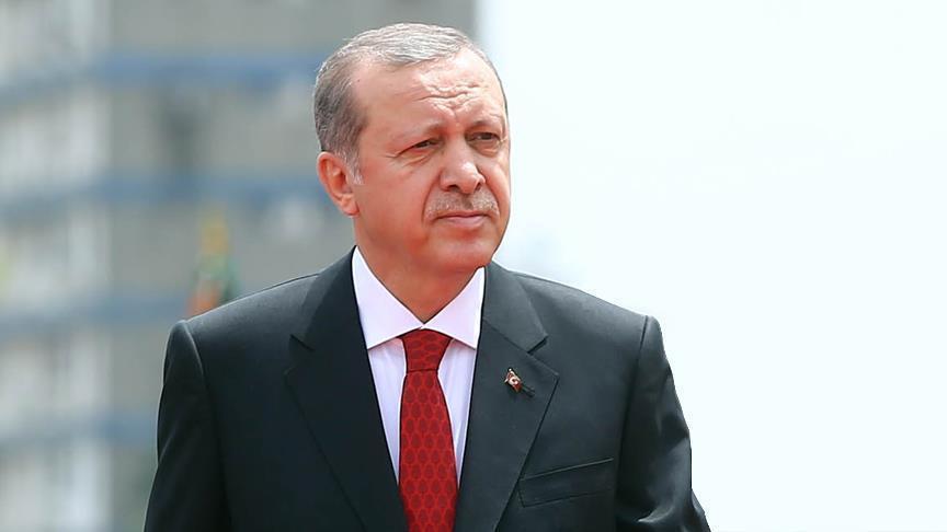 Erdoğan, Macron ve El Sani telekonferans yaptı