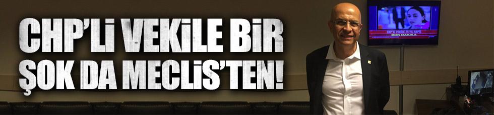 Enis Berberoğlu'nun resmi Meclis albümünden çıkarıldı