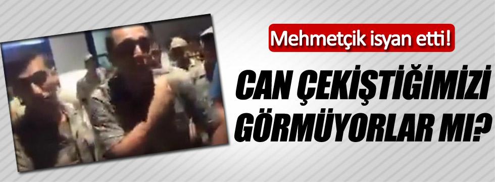Dördüncü kez zehirlenen Mehmetçik isyan etti