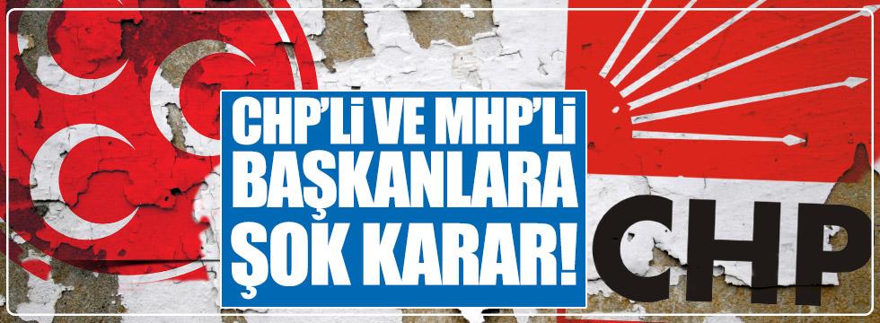 CHP'li ve MHP'li başkanlara Rusya yasağı!