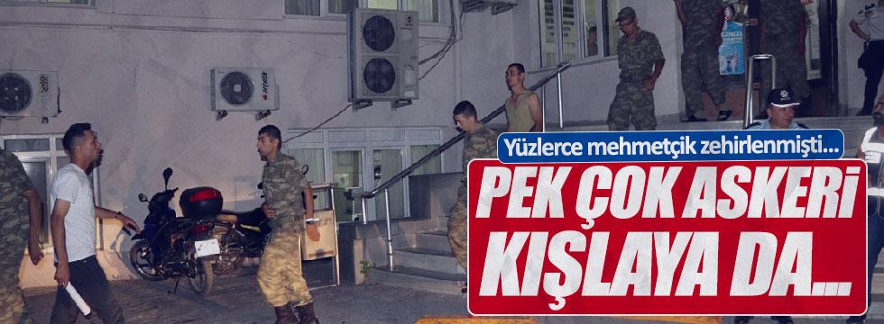 Akçay'dan 'asker zehirlenmesi' çıkışı: 'Başka kışlalara da...'
