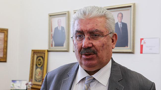 """MHP Genel Başkan Yardımcısı Yalçın'dan """"Hayır"""" cephesine: Kartondan blok!"""